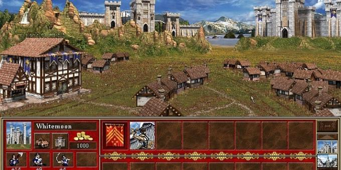 Old games on the PC: Heroes of Might and Magic III