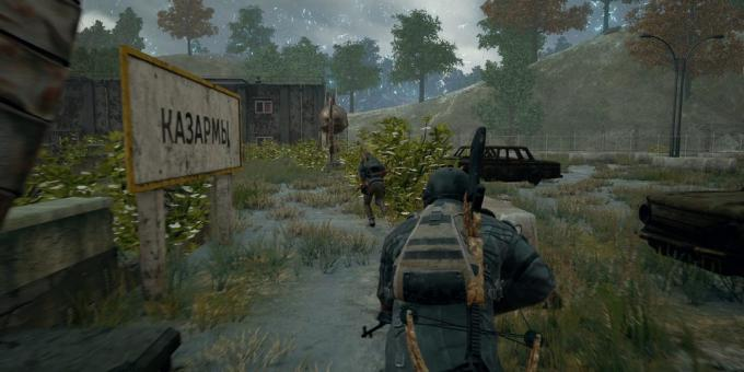 the best games on the PC: PlayerUnknown's Battlegrounds