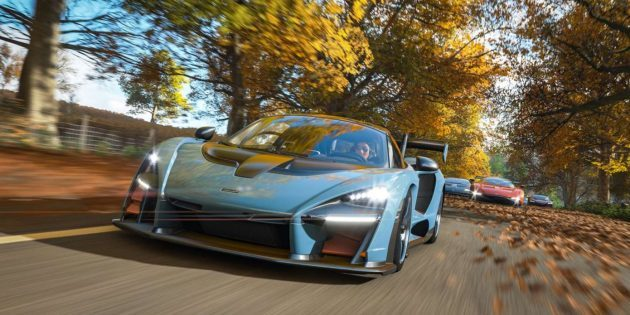 The best race on the PC: Forza Horizon 4