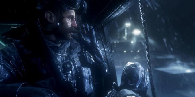 Shooter with the plot: Call of Duty: Modern Warfare Remastered