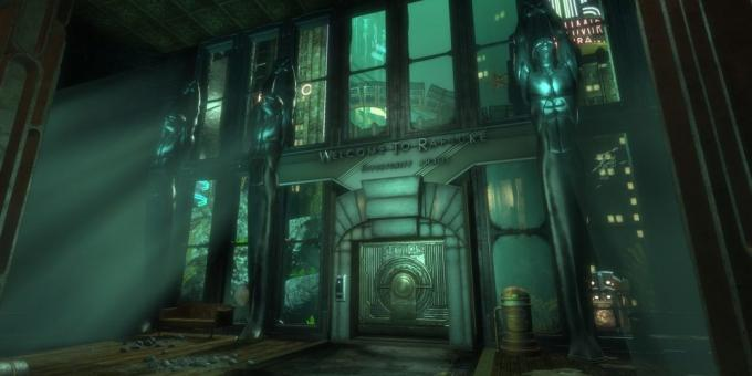 Shooter with the plot: BioShock Remastered