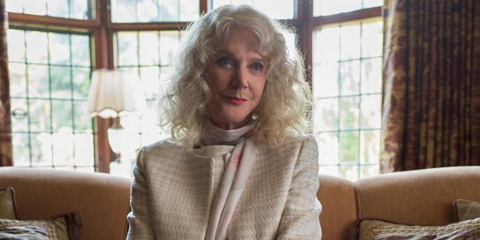 Blythe Danner will star in the TV series American Gods