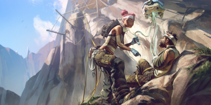 Apex Legends: skills and character influencing tactics