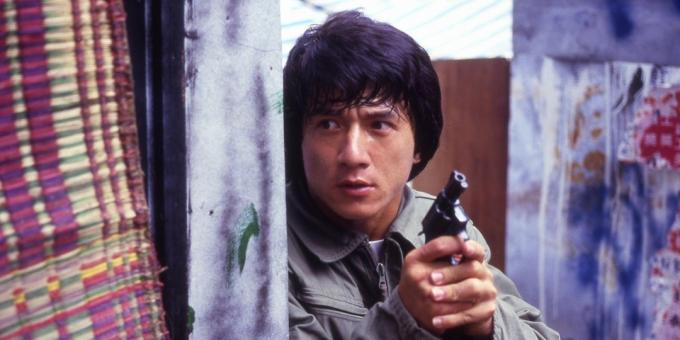 "The best movies with Jackie Chan: ""Police Story"""