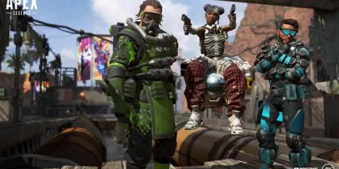 Apex Legends: Intuitive loot system