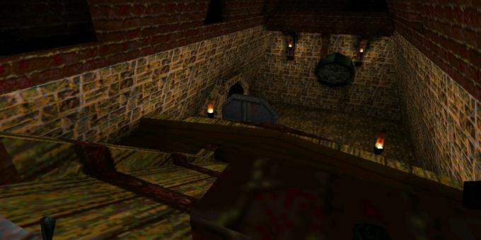 Old games on the PC: Scene of Deadly Shadows