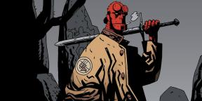 What you need to know about Hellboy - a terrible and ingenious hunter to evil