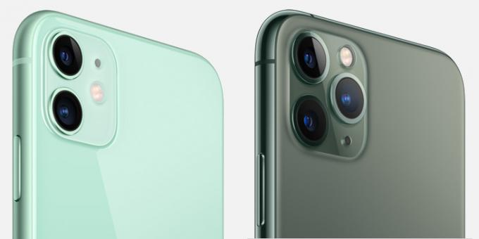 11 differences between iPhone: Camera