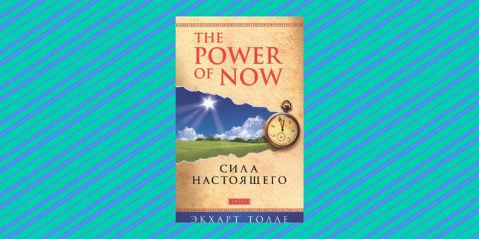 """The Power of Now"" by Eckhart Tolle"