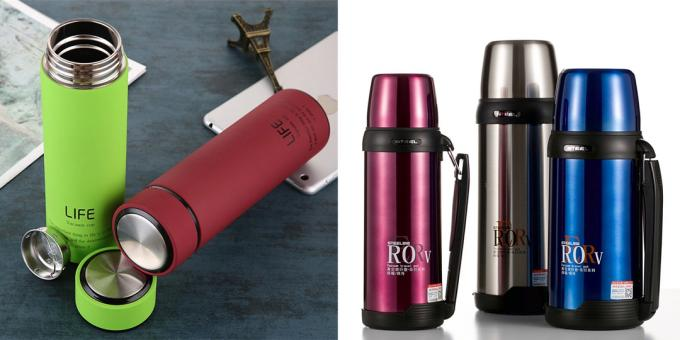 What to give the guy for February 14: Thermos