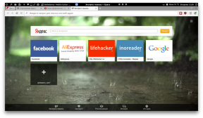 The browser Opera 32 added VPN, password synchronization and animated themes