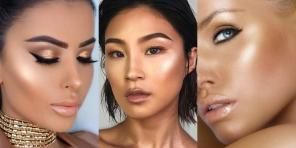 New makeup: 6 fashion ideas for those who want to shine