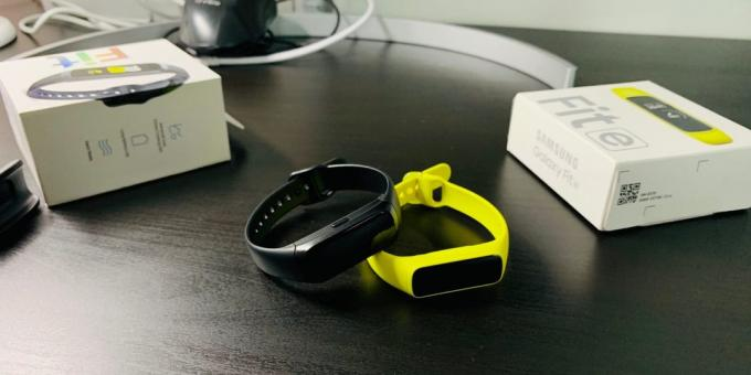 Review of Samsung Galaxy Fit and Galaxy Fit E: General view