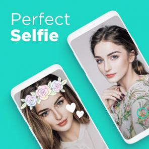 10 applications for selfie with animation, cartoons and hundreds of filters
