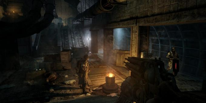 Shooter with the plot: Metro 2033 Redux