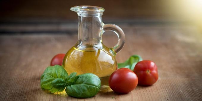 Healthy eating: Use the correct oil