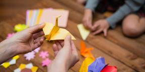 16 ways to keep your child busy with only paper at home