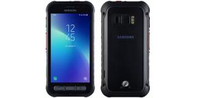 Samsung released Galaxy XCover FieldPro neubivaemy