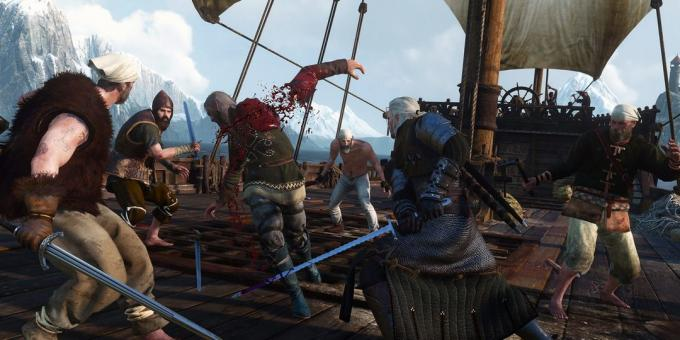 the best games on the PC: The Witcher 3: Wild Hunt
