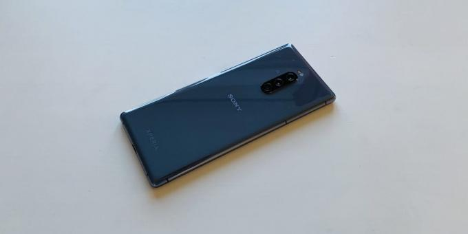 Overview Sony Xperia 1