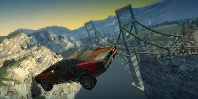 The best race on the PC: Burnout Paradise