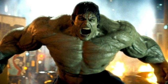 "It is unlikely that ""The Incredible Hulk"" alone could be interested spectators"