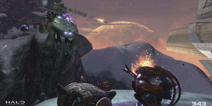 Shooter with the plot: Halo Master Chief Collection