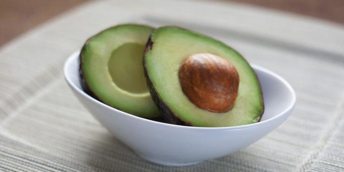 the most useful fruit and berries: Avocado
