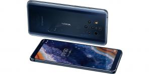 Nokia has introduced a smartphone with five cameras