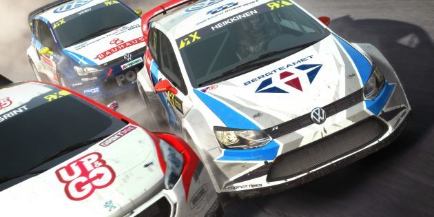 The best race on the PC: DiRT Rally