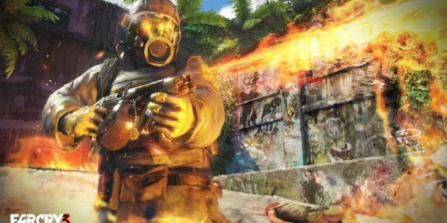 FPS with the plot: Far Cry 3 (of flame thrower)