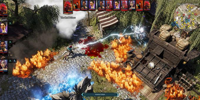 the best games on the PC: Divinity: Original Sin 2