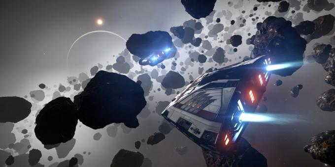 the best games on the PC: Elite: Dangerous