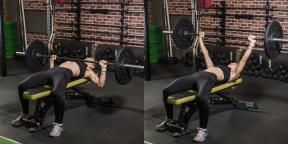 3 ideal program for young women training in the gym