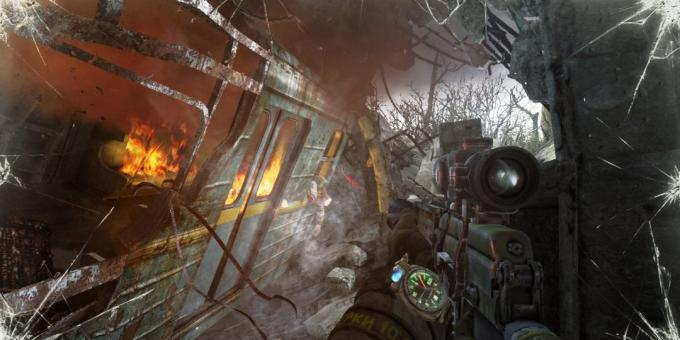 Shooter with the plot: Metro Last Light Redux