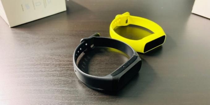 Review of Samsung Galaxy Fit and Galaxy Fit E: Colors