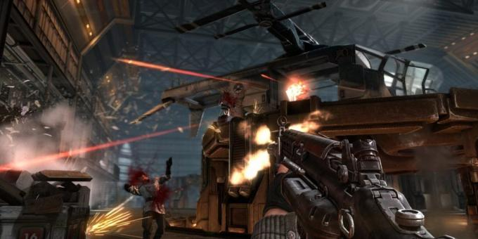 Shooter with the plot: Wolfenstein: The New Order