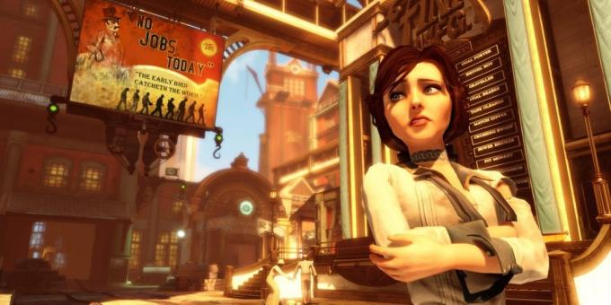 Shooter with the plot: BioShock Infinite