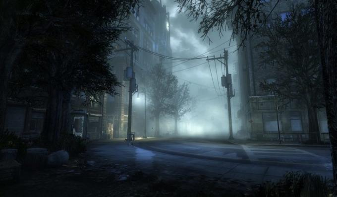 Centralia - a prototype for the city in Silent Hill