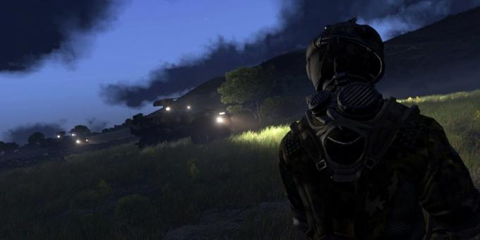 the best PC games: ArmA 3
