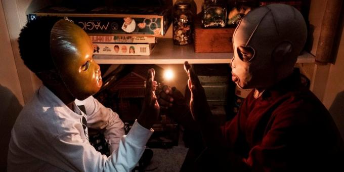 """We"", Jordan Peele: Jason - the shadow of Pluto, and not vice versa"