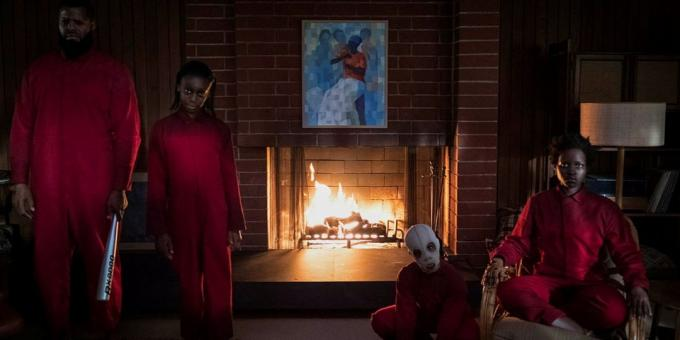 """We"", Jordan Peele: Shadows manage people, not vice versa"